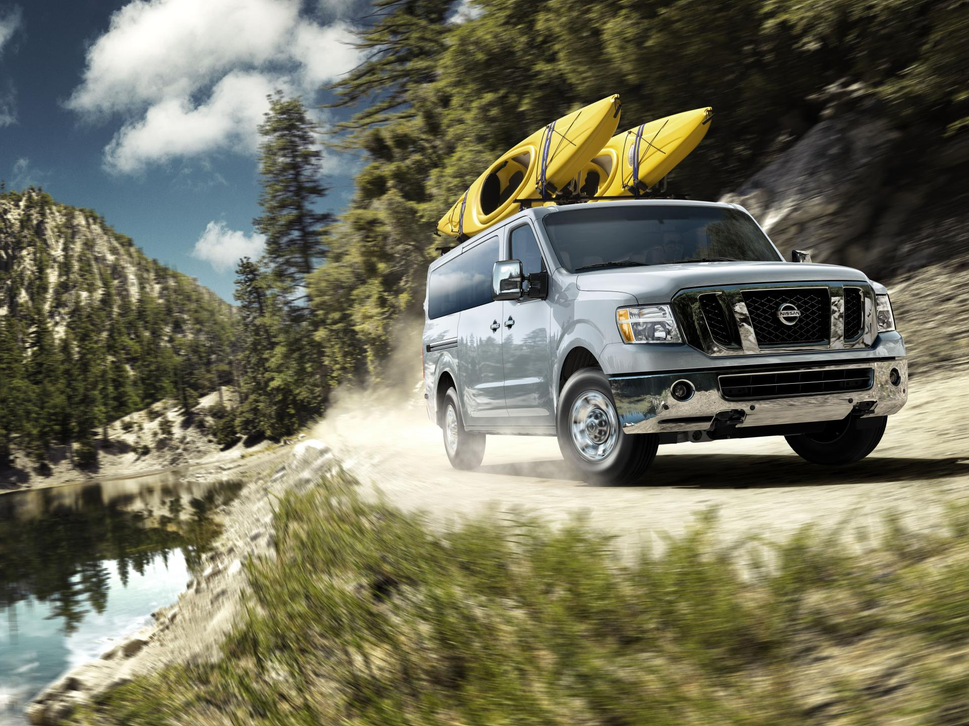 2012 Nissan NV3500 HD News and Information