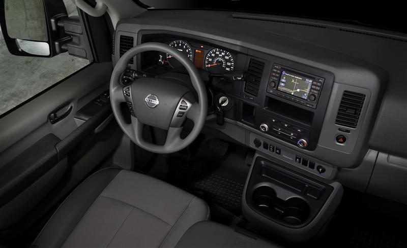 2012 Nissan NV
