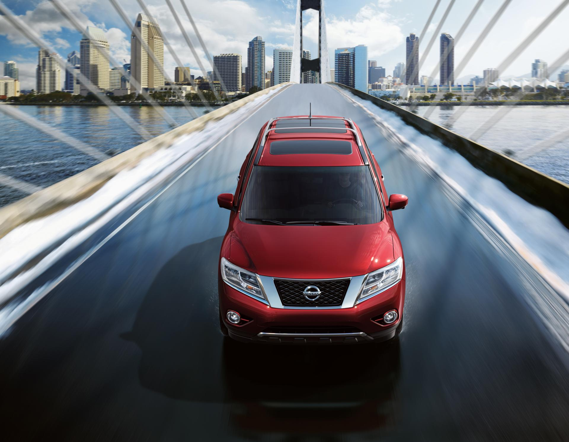 2012 Nissan Pathfinder Concept News and Information Research and