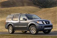2012 Nissan Pathfinder image.