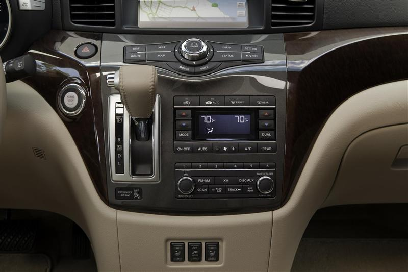 2012 Nissan Quest Image Photo 3 Of 27