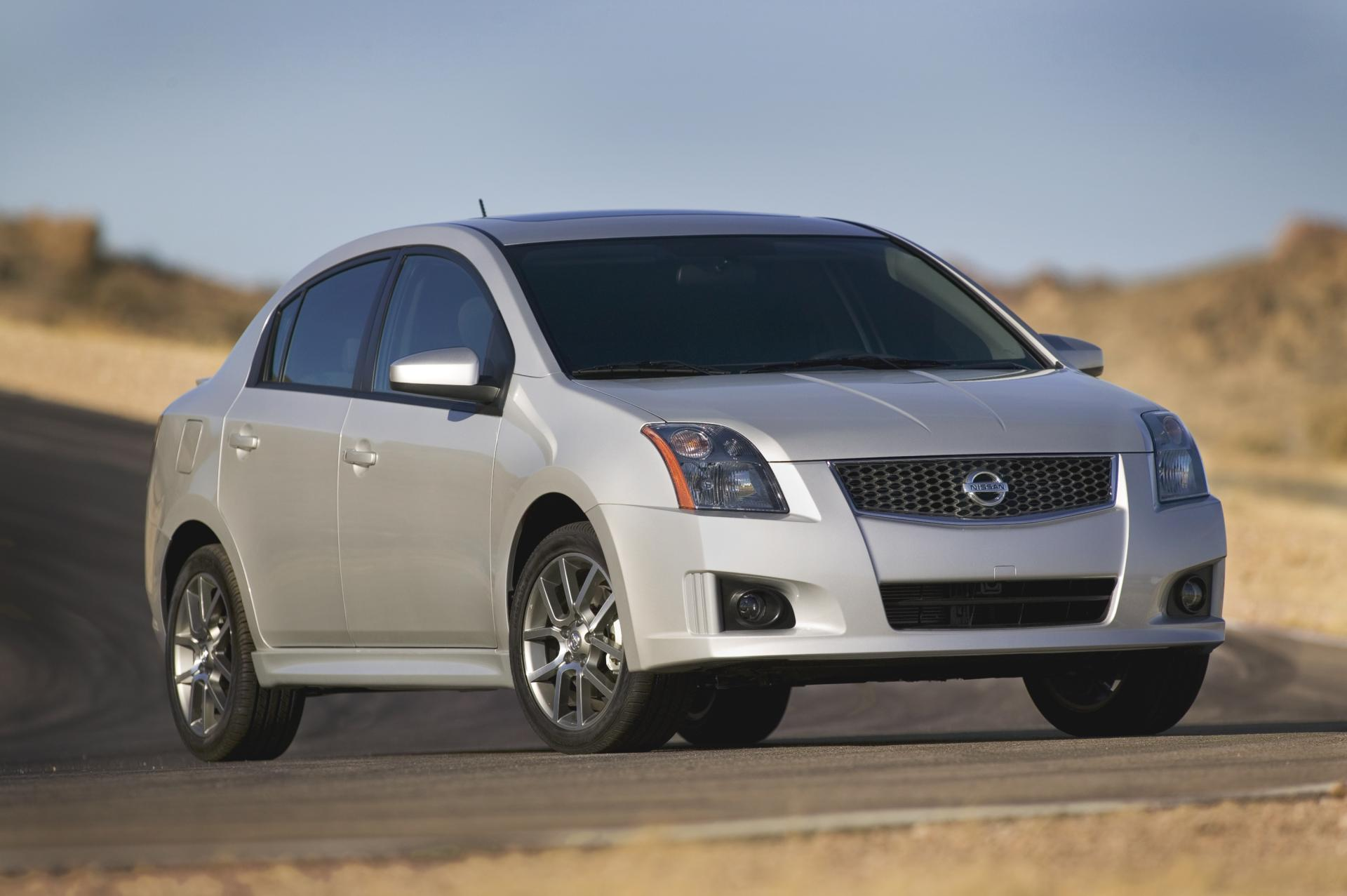 2012 Nissan Sentra SE-R News and Information - conceptcarz.com