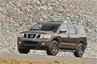 2013 Nissan Armada image.