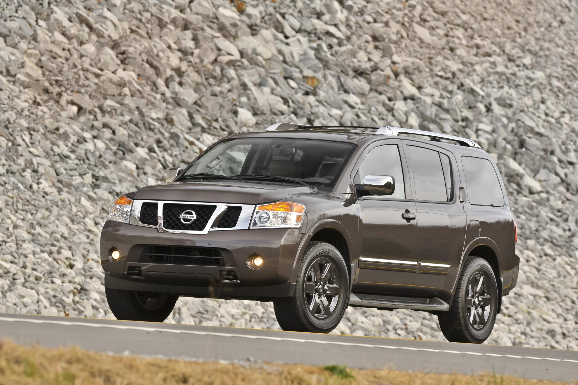 early photo out nissan news leaks official leaked armada wcf
