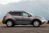 2013 Nissan Murano image.