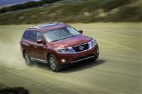Nissan Pathfinder Monthly Vehicle Sales