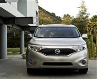 2013 Nissan Quest image.