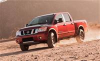 Nissan Titan Monthly Vehicle Sales