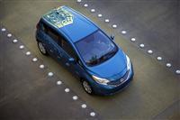 Nissan Versa Note Monthly Vehicle Sales