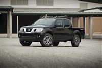Nissan Frontier Monthly Vehicle Sales