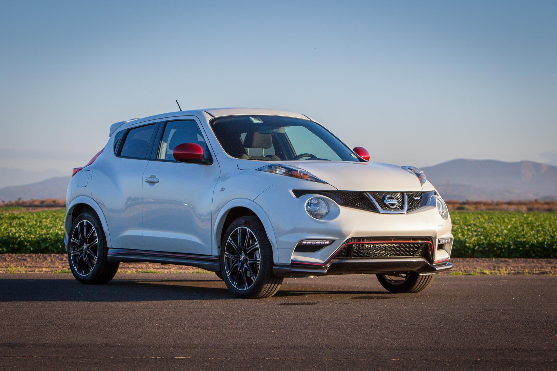 2014 Nissan Juke NISMO News and Information