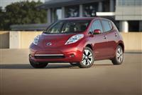 Nissan Leaf Monthly Sales