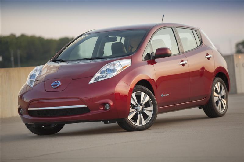 2014 Nissan Leaf Image Photo 20 Of 54