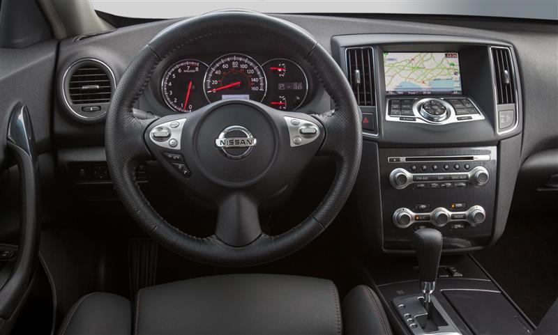 2014 Nissan Maxima Image Photo 1 Of 57