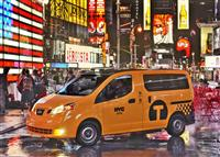 Nissan NV200 Monthly Vehicle Sales