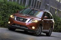 Nissan Pathfinder Monthly Vehicle Sales