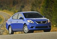 Nissan Versa Monthly Vehicle Sales