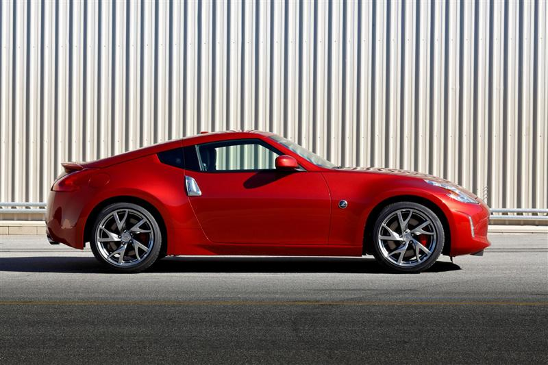 2014 Nissan 370z News And Information Conceptcarz
