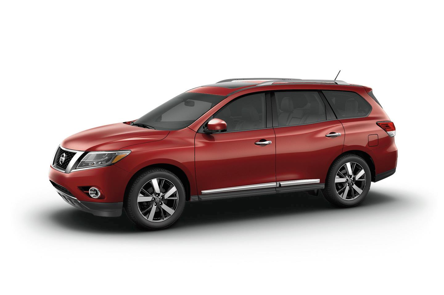 2015 Nissan Pathfinder News and Information