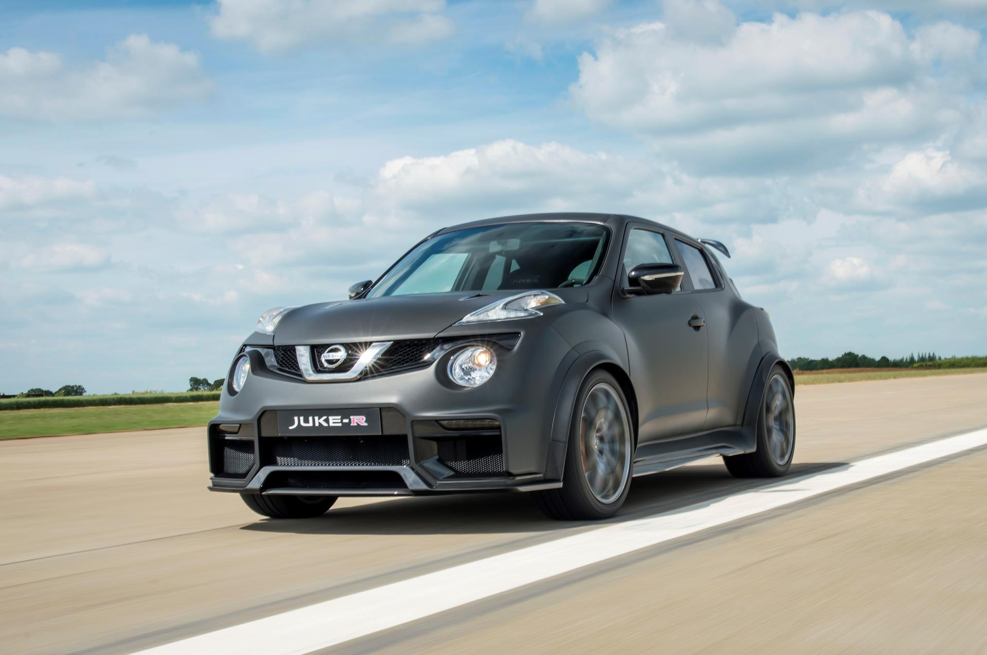 2016 nissan juke r 2 0 news and information for Nissan juke dauertest