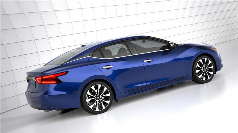 2016 Nissan Maxima Images | conceptcarz.com