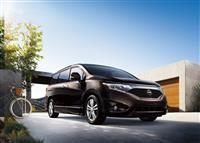 Nissan Quest Monthly Sales