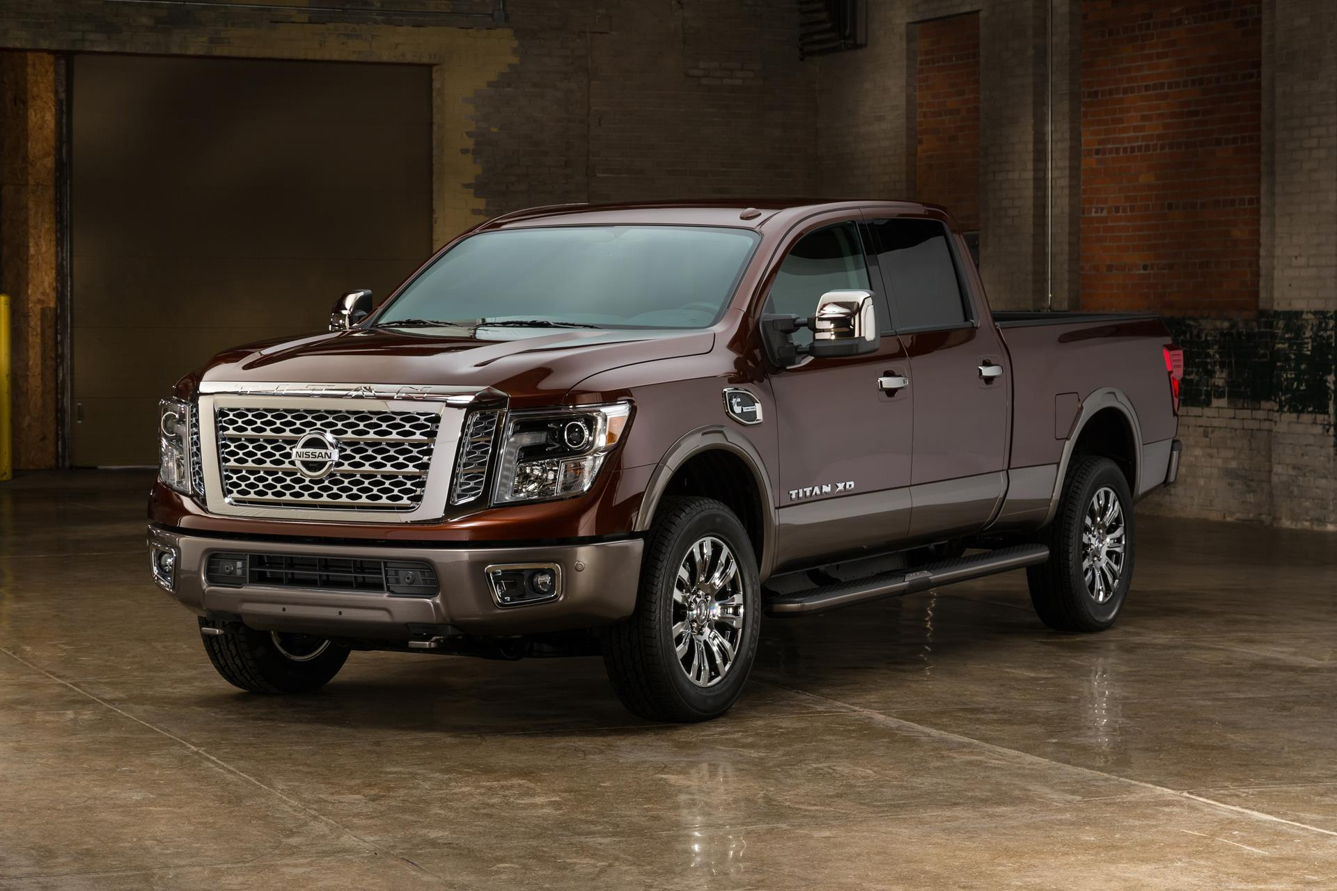 2016 nissan titan xd news and information. Black Bedroom Furniture Sets. Home Design Ideas