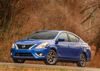 Nissan Versa Monthly Vehicle Sales