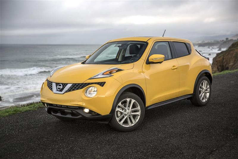 2017 Nissan JUKE pictures and wallpaper