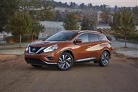 Nissan Murano Monthly Sales