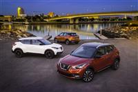 Nissan Kicks Monthly Vehicle Sales