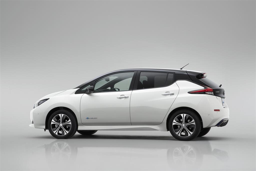 2018 nissan leaf news and information. Black Bedroom Furniture Sets. Home Design Ideas