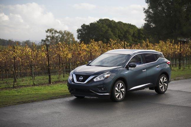 Nissan Murano pictures and wallpaper
