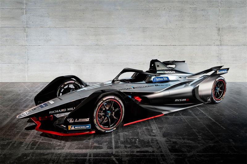 2018 Nissan Formula E