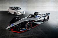 Image of the Formula E