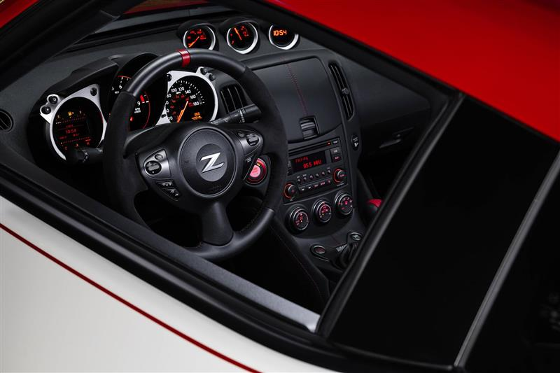 2020 Nissan 370z 50th Anniversary Edition Image Photo 8 Of 22