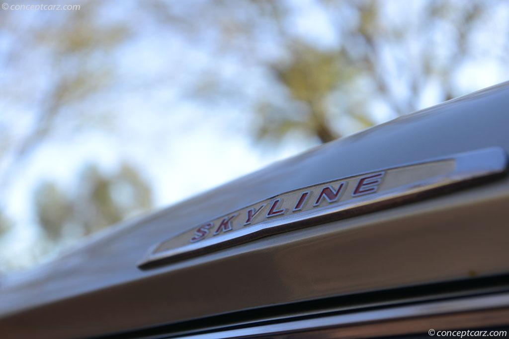 1970 Nissan Skyline 2000GT-R