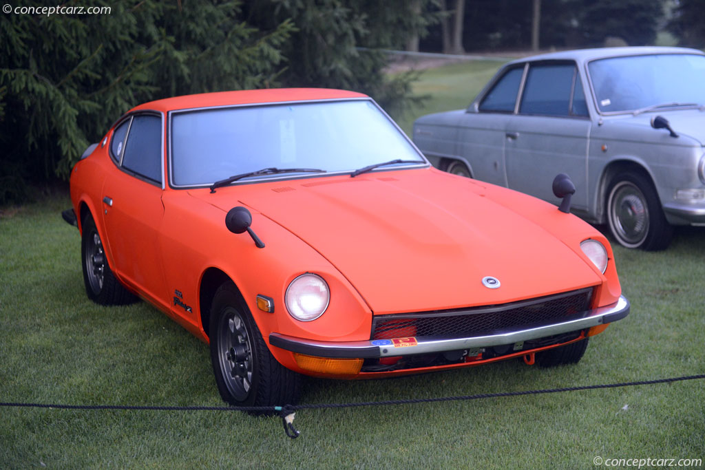 1971 Nissan Fairlady Z 432 Image