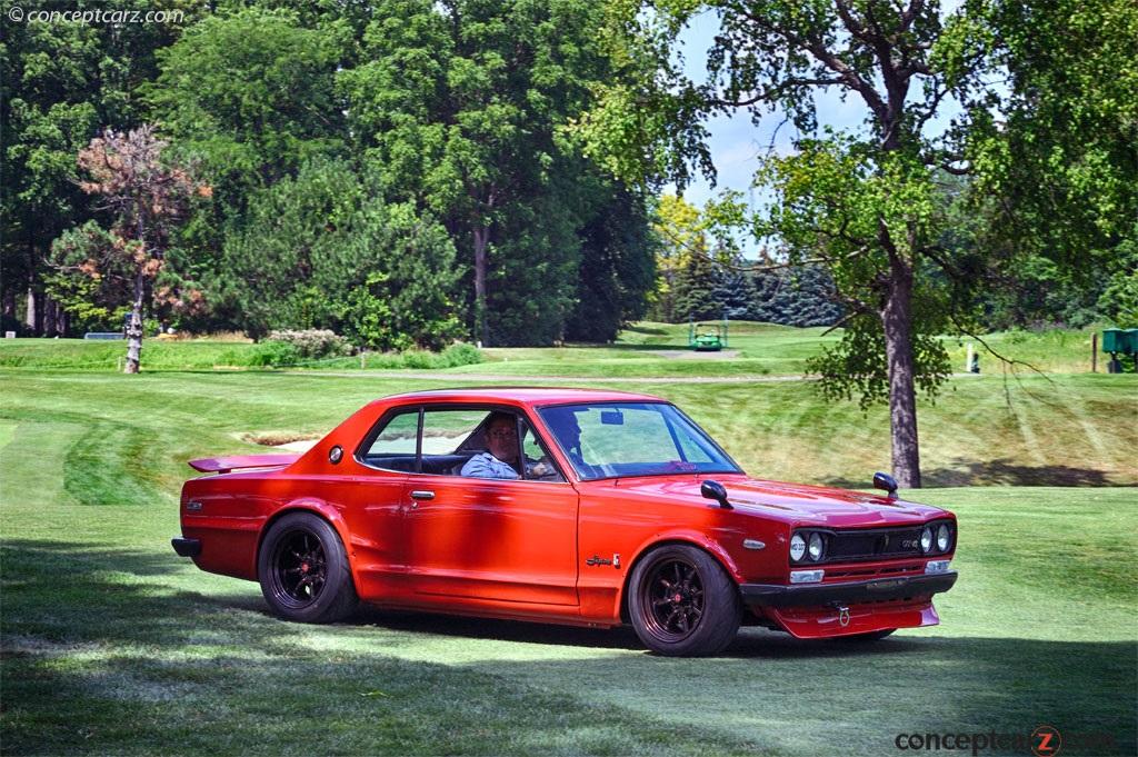 1972 Nissan Skyline H/T 2000GT-R