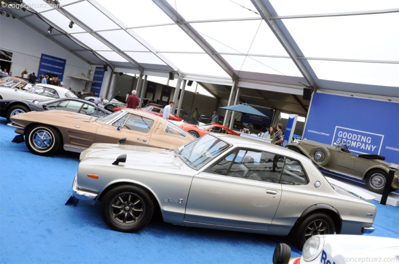 1972 Nissan Skyline Ht 2000gt R History Pictures Value Auction