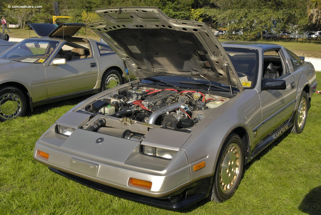 1984 Nissan 300zx History Pictures Sales Value Research And News