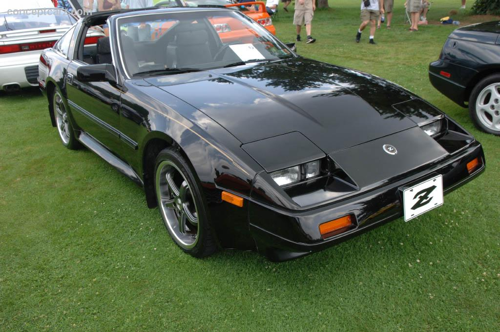 1986 Nissan 300 ZX History, Pictures, Value, Auction Sales, Research and News