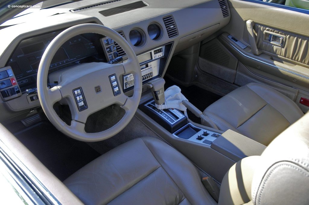 Auction Results and Sales Data for 1987 Nissan 300ZX