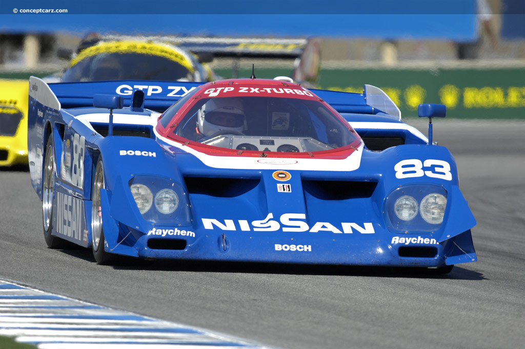 1988 Nissan ZXT GTP Image. Chassis number 8801. Photo 10 of 13