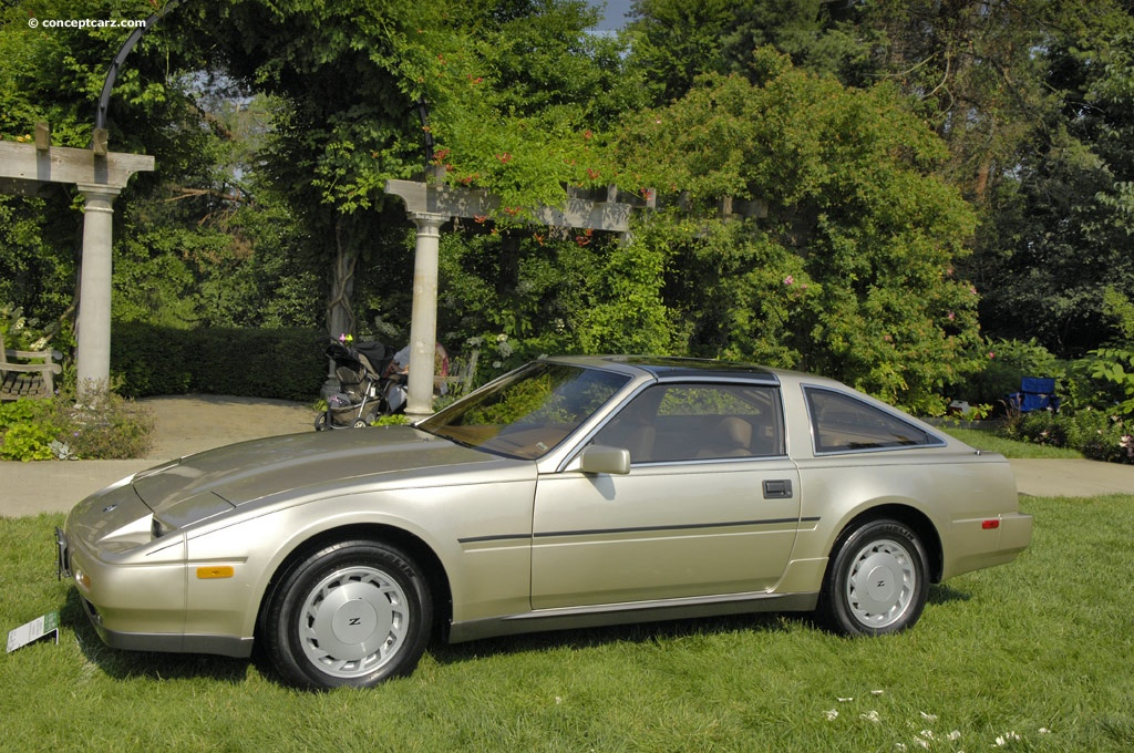 1988 Nissan 300ZX Technical and Mechanical Specifications