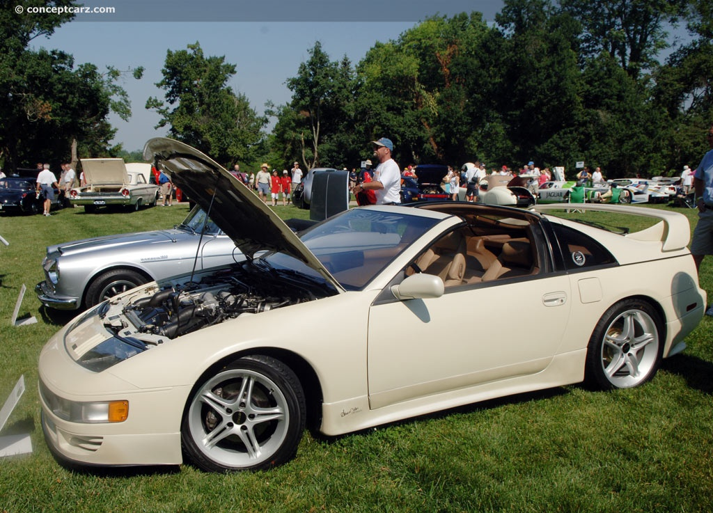 1994 Nissan 300zx History Pictures Value Auction Sales Research And News