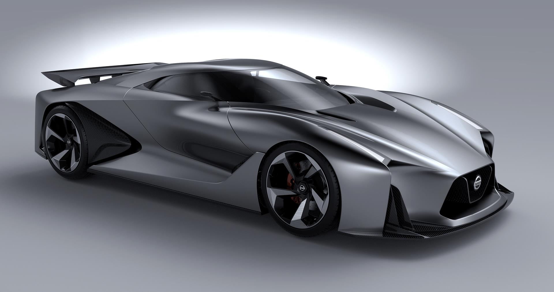 2014 Nissan 2020 Vision Gran Turismo Concept News and ...