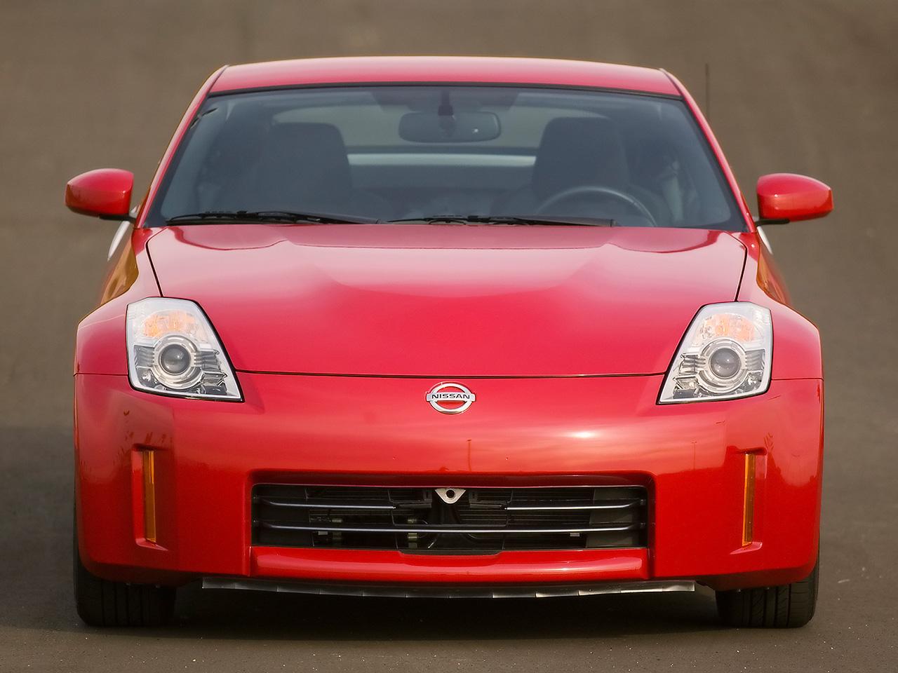 2007 Nissan 350z Conceptcarz Com