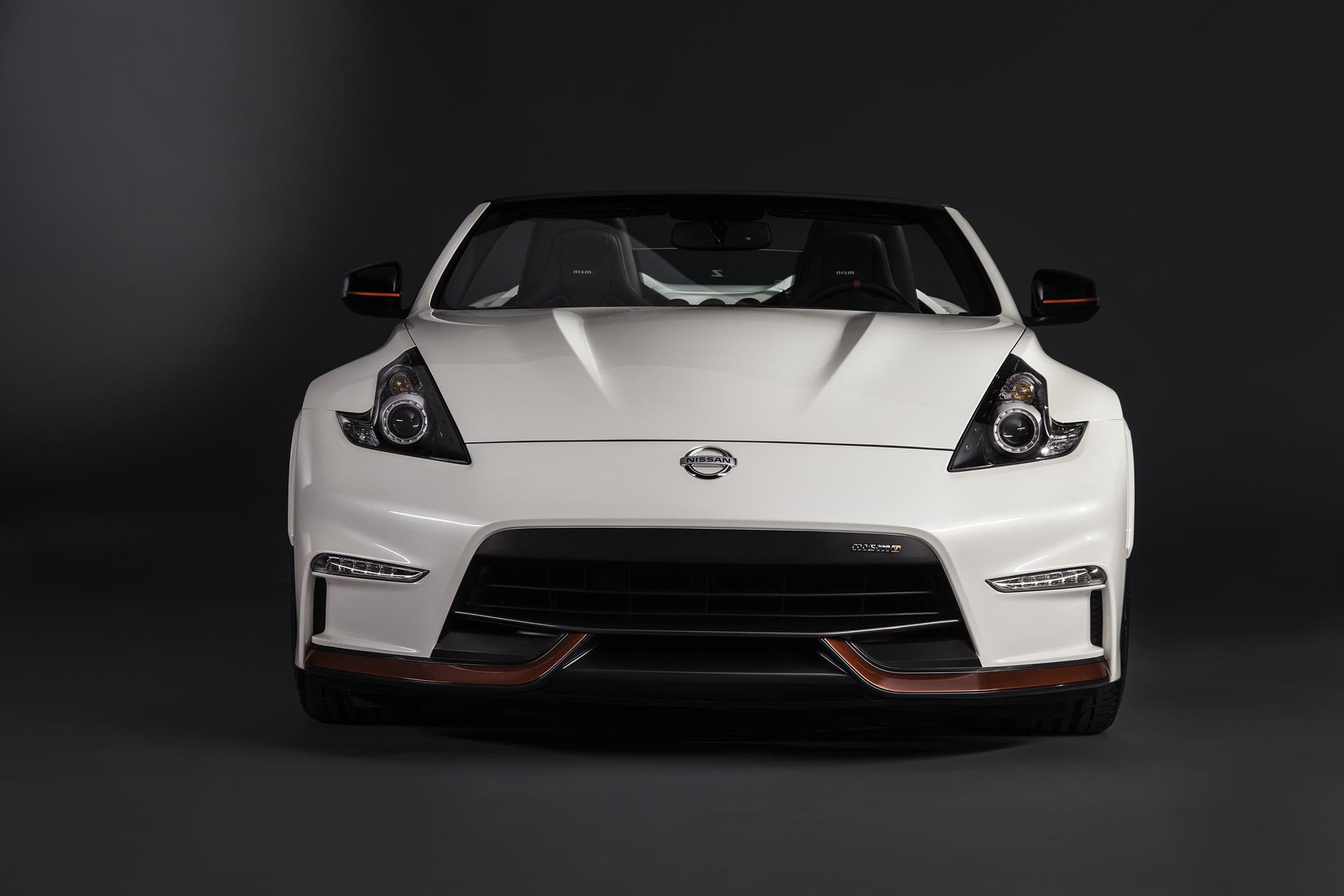 2015 Nissan 370z Nismo Roadster Concept News And Information