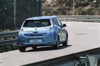 Nissan Leaf 48 kWh Prototype